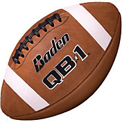 Baden QB1 Game Leather Official Football
