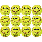 Baden 12'' Safety 1 Softballs – 12 Pack