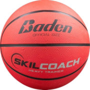 Baden SkilCoach Heavy Trainer Rubber Basketball (28.5