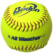 "Baden 12"" All-Weather Fastpitch Softball"