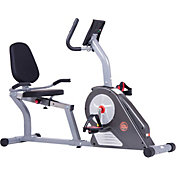 Body Power Deluxe Magnetic Recumbent Exercise Bike