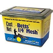 Betts 1/4'' Mesh Cast Net