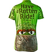 Brainstorm Gear Women's Oscar The Grouch Cycling Jersey