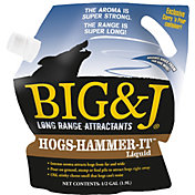 Big & J Hogs-Hammer-It Liquid Attractant