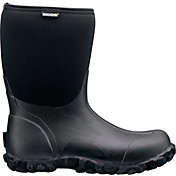 "BOGS Men's Classic Mid 10"" Insulated Waterproof Rain Boots"