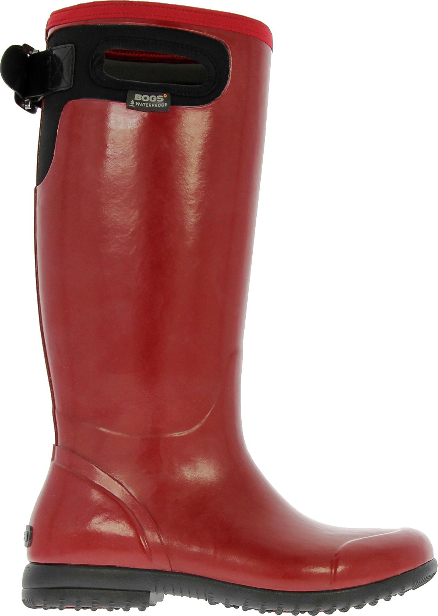 "BOGS Women's Tacoma Tall 13"" Insulated Waterproof Rain Boots ..."