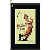 """Bag Boy Caddyshack """"Cinderella Story"""" Golf Towel"""