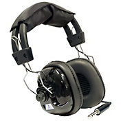 Bounty Hunter Metal Detector Headphones