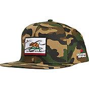 Billabong Men's Native Camo Snapback Hat