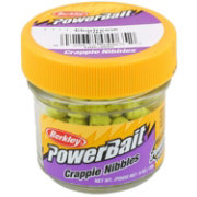 Berkley PowerBait Biodegradable Crappie Nibbles