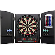 Bullshooter CricketMaxx 3.0 E-Bristle Dartboard Cabinet Set