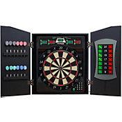 Bullshooter CricketMaxx 5.0 E-Bristle Dartboard Cabinet Set