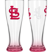 Boelter St. Louis Cardinals 16oz Elite Pilsner 2-Pack