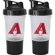 Boelter Arizona Diamondbacks 16oz Protein Shaker 2-Pack