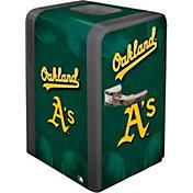 Boelter Oakland Athletics 15q Portable Party Refrigerator