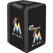 Boelter Miami Marlins 15q Portable Party Refrigerator