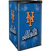 Boelter New York Mets Counter Top Height Refrigerator