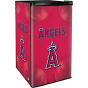 Boelter Los Angeles Angels Counter Top Height Refrigerator