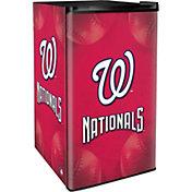 Boelter Washington Nationals Counter Top Height Refrigerator