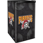 Boelter Pittsburgh Pirates Counter Top Height Refrigerator