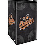 Boelter Baltimore Orioles Counter Top Height Refrigerator