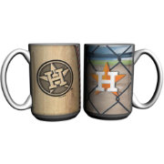 Boelter Houston Astros Ballpark 15oz Coffee Mug 2-Pack