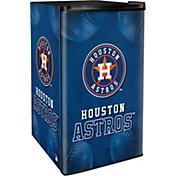 Boelter Houston Astros Counter Top Height Refrigerator