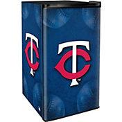Boelter Minnesota Twins Counter Top Height Refrigerator