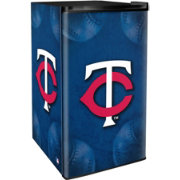 Boelter Minnesota Twins Counter Top Height Refrigerator