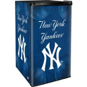 Boelter New York Yankees Counter Top Height Refrigerator