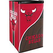 Boelter Chicago Bulls Counter Top Height Refrigerator