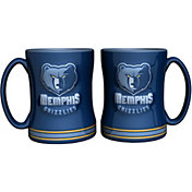 Boelter Memphis Grizzlies Relief 14oz Coffee Mug 2-Pack