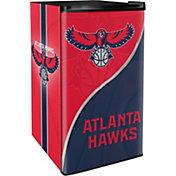 Boelter Atlanta Hawks Counter Top Height Refrigerator