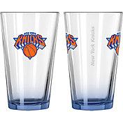 Boelter New York Knicks 16oz Elite Pint 2-Pack