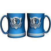 Boelter Dallas Mavericks Relief 14oz Coffee Mug 2-Pack