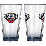 Boelter New Orleans Pelicans 16oz Elite Pint 2-Pack