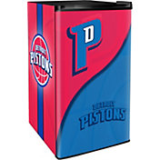 Boelter Detroit Pistons Counter Top Height Refrigerator