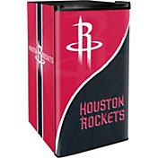 Boelter Houston Rockets Counter Top Height Refrigerator