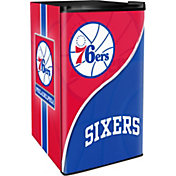 Boelter Philadelphia 76ers Counter Top Height Refrigerator