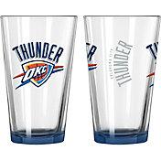 Boelter Oklahoma City Thunder 16oz Elite Pint 2-Pack