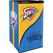 Boelter Oklahoma City Thunder Counter Top Height Refrigerator