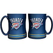 Boelter Oklahoma City Thunder Relief 14oz Coffee Mug 2-Pack