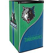 Boelter Minnesota Timberwolves Counter Top Height Refrigerator