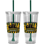Boelter Baylor Bears Bold Sleeved 22oz Straw Tumbler 2-Pack