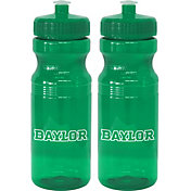 Boelter Baylor Bears 24oz Squeeze Water Bottle 2-Pack
