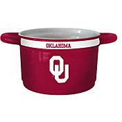 Boelter Oklahoma Sooners Game Time 23oz Ceramic Bowl