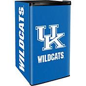 Boelter Kentucky Wildcats Counter Top Height Refrigerator