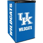Boelter Kentucky Wildcats Counter Top Height Refrigerator