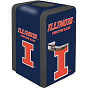 Boelter Illinois Fighting Illini 15q Portable Party Refrigerator