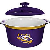Boelter LSU Tigers Game Time 2.4qt Oven Ceramic Bowl